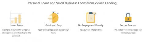 Vidalia Lending