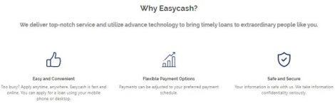 EasyCash Why Us